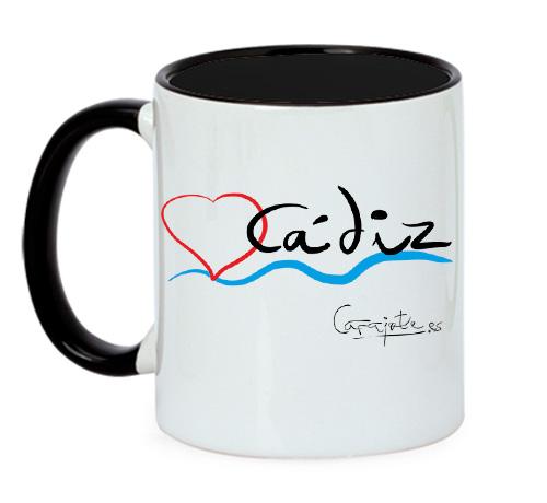 Taza LOVE CÁDIZ