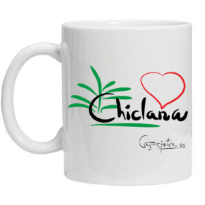 Taza LOVE CHICLANA (oferta)