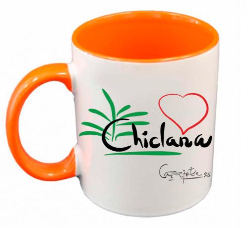 Taza LOVE CHICLANA