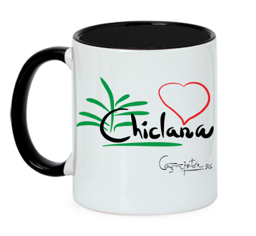 Taza LOVE CHICLANA