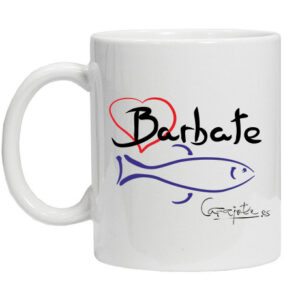 Taza LOVE BARBATE