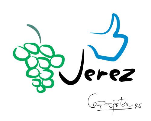 Taza LIKE JEREZ Blanca (Oferta)