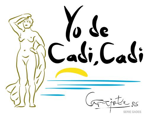 Taza GADES Yo de Cadi, Cadi