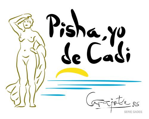 Taza GADES Pisha, yo de Cadi