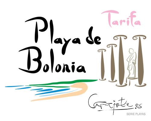 Taza PLAYAS Playa de Bolonia Tarifa
