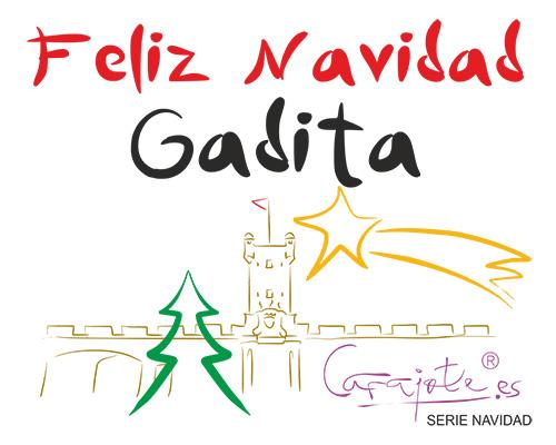 Taza serie NAVIDAD Feliz Navidad Gadita