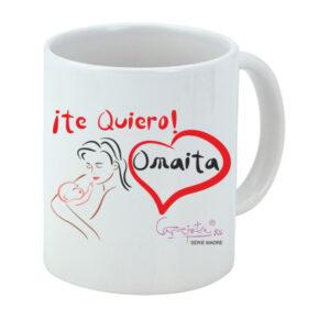 Taza serie MADRE Omaita