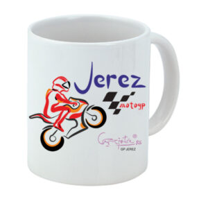 Taza GP Jerez (oferta)