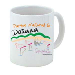 Taza serie SANLÚCAR Parque Natural de Doñana