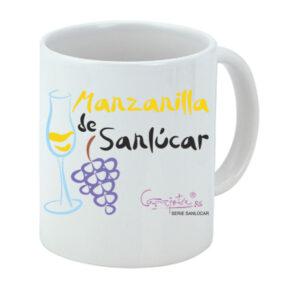 Taza serie SANLÚCAR Manzanilla de Sanlúcar