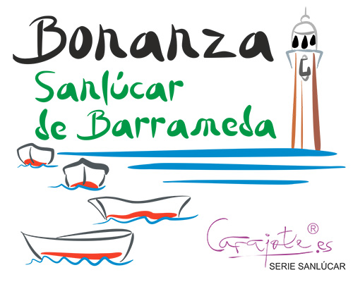 Taza serie SANLÚCAR Bonanza