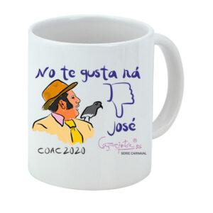 Taza serie CARNAVAL No te gusta ná…José