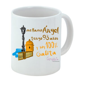 Taza Angel gadita