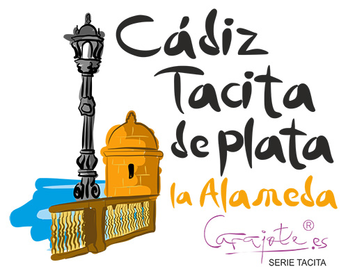 Taza serie CADIZ TACITA DE PLATA Alameda