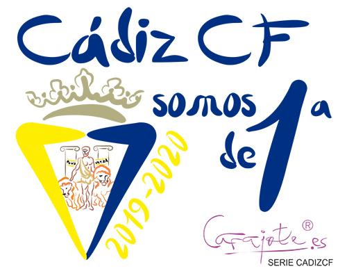 Taza serie CADIZ CF Somos de Primera 2020